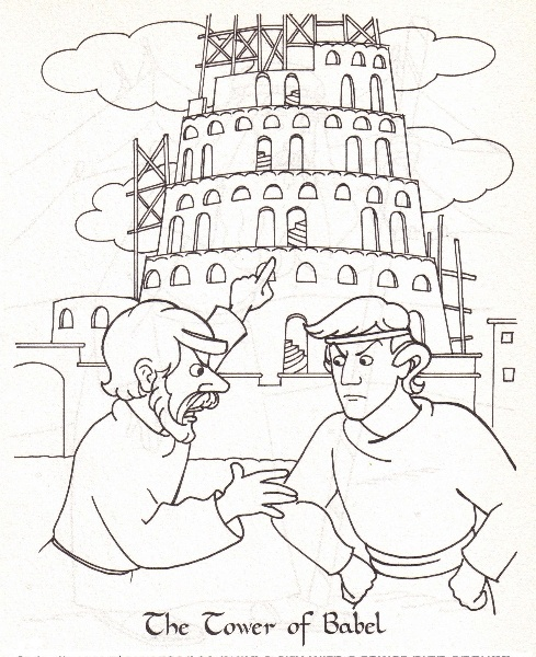 1000+ images about Bible: Tower of Babel on Pinterest.