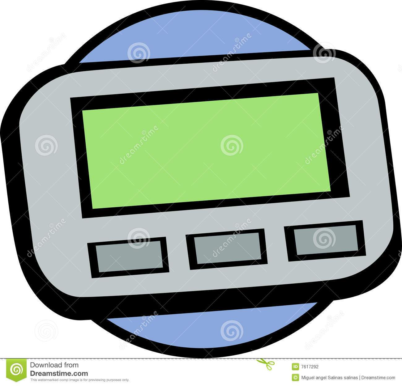 Pager clipart 2 » Clipart Portal.
