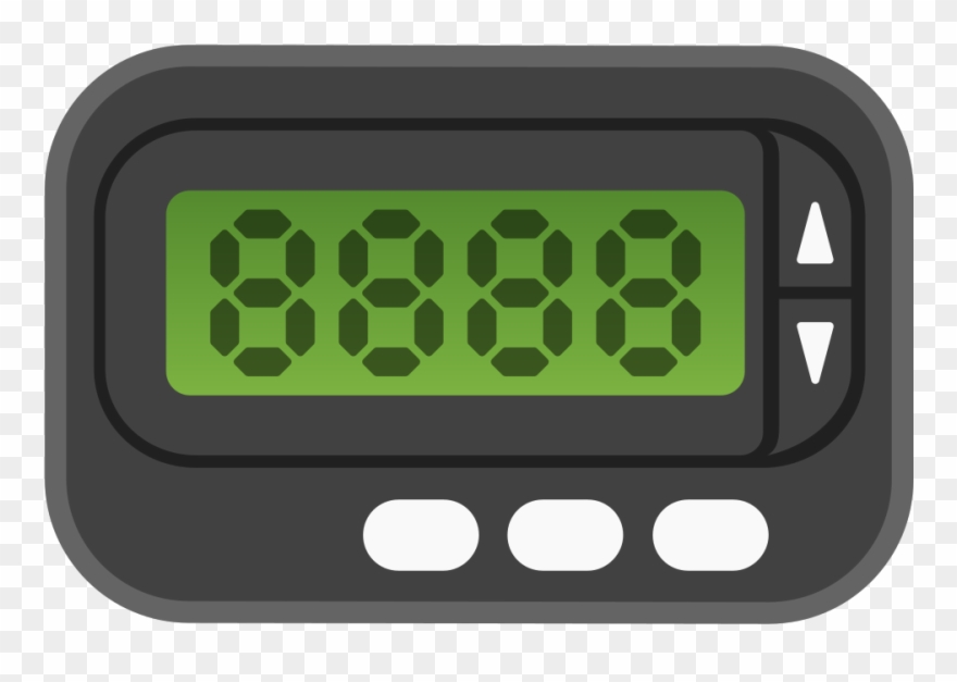 Pager Icon.