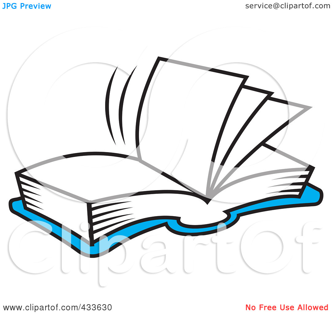Pages clipart free.