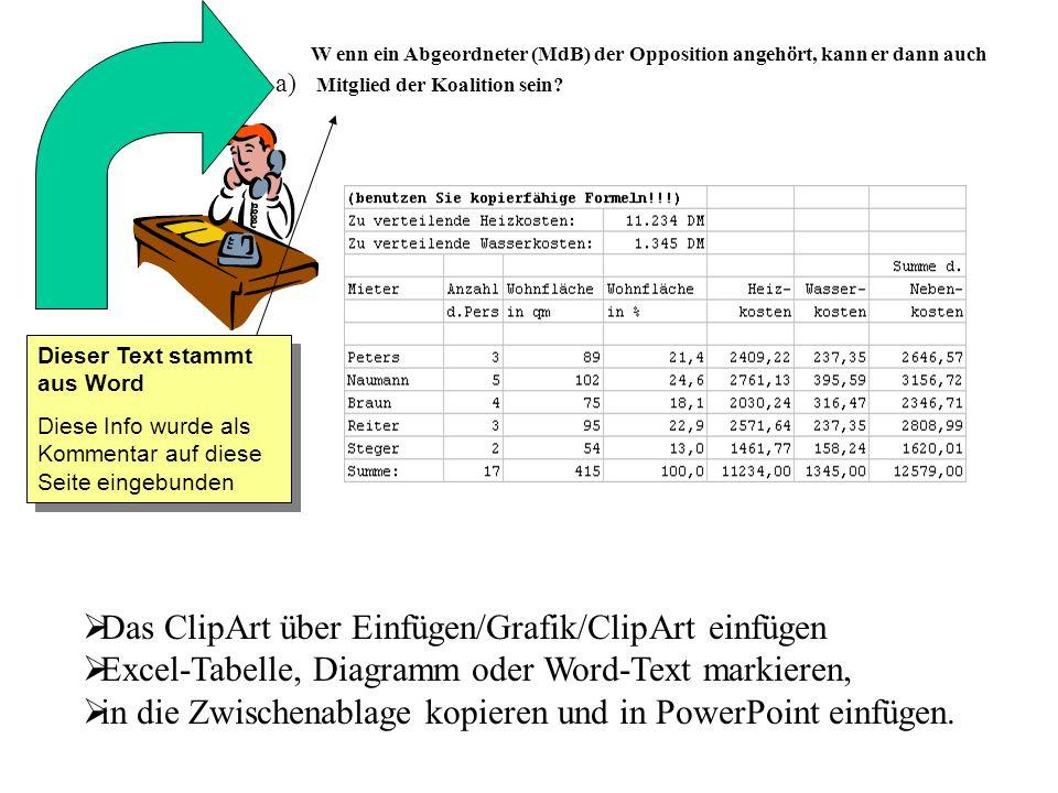 Clipart Bei Powerpoint Einfugen.
