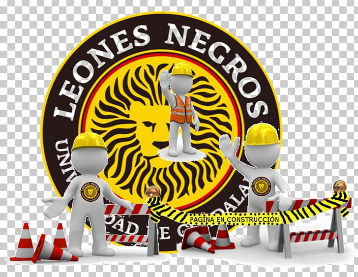 Leones Negros UdeG Mexico National Football Team Lion PNG.