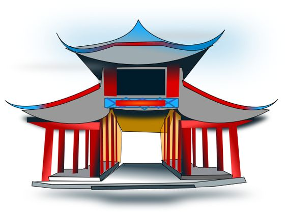 Pagoda Clipart Search.