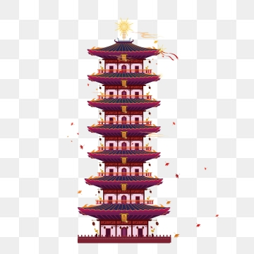 Pagoda Png, Vector, PSD, and Clipart With Transparent.