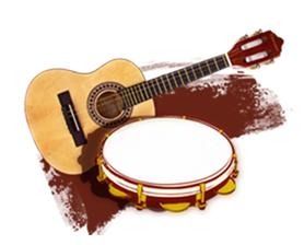Instrumentos de pagode png » PNG Image.