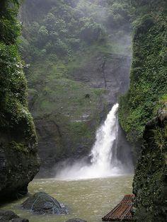 Pagsanjan Falls, Laguna, Philippines.