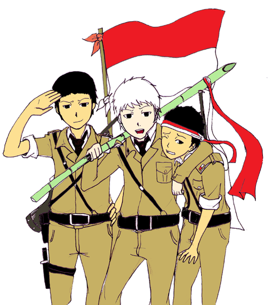 Pahlawan indonesia download free clip art with a transparent.