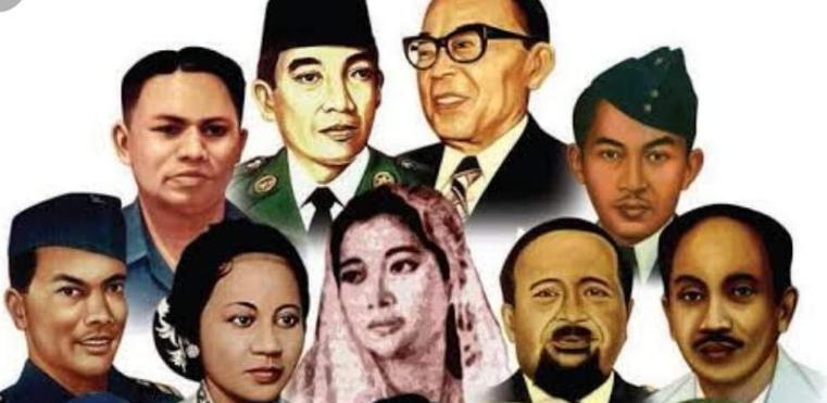 Selain Pahlawan Nasional, Mereka Juga Pahlawan tanpa Tanda.