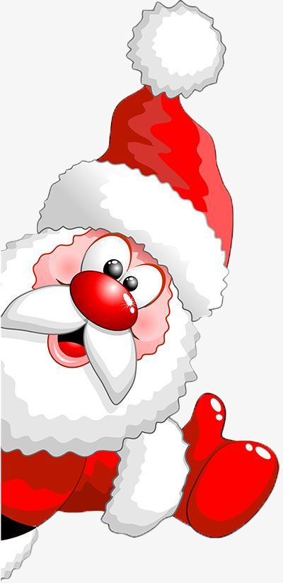 Papai Noel, No Dia De Natal, Um Ano Novo, Papai Noel Arquivo.