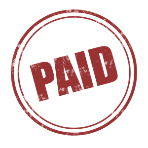 Paid in full stamp clip art clipart images gallery for free.