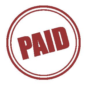 Free Paid Stamp Transparent, Download Free Clip Art, Free.