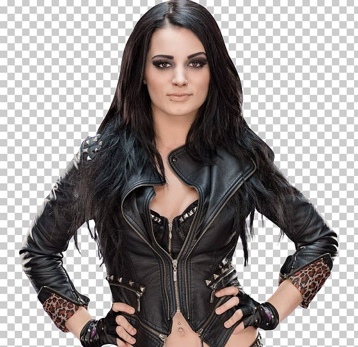 Paige WWE Raw Women In WWE Leather Jacket Professional.