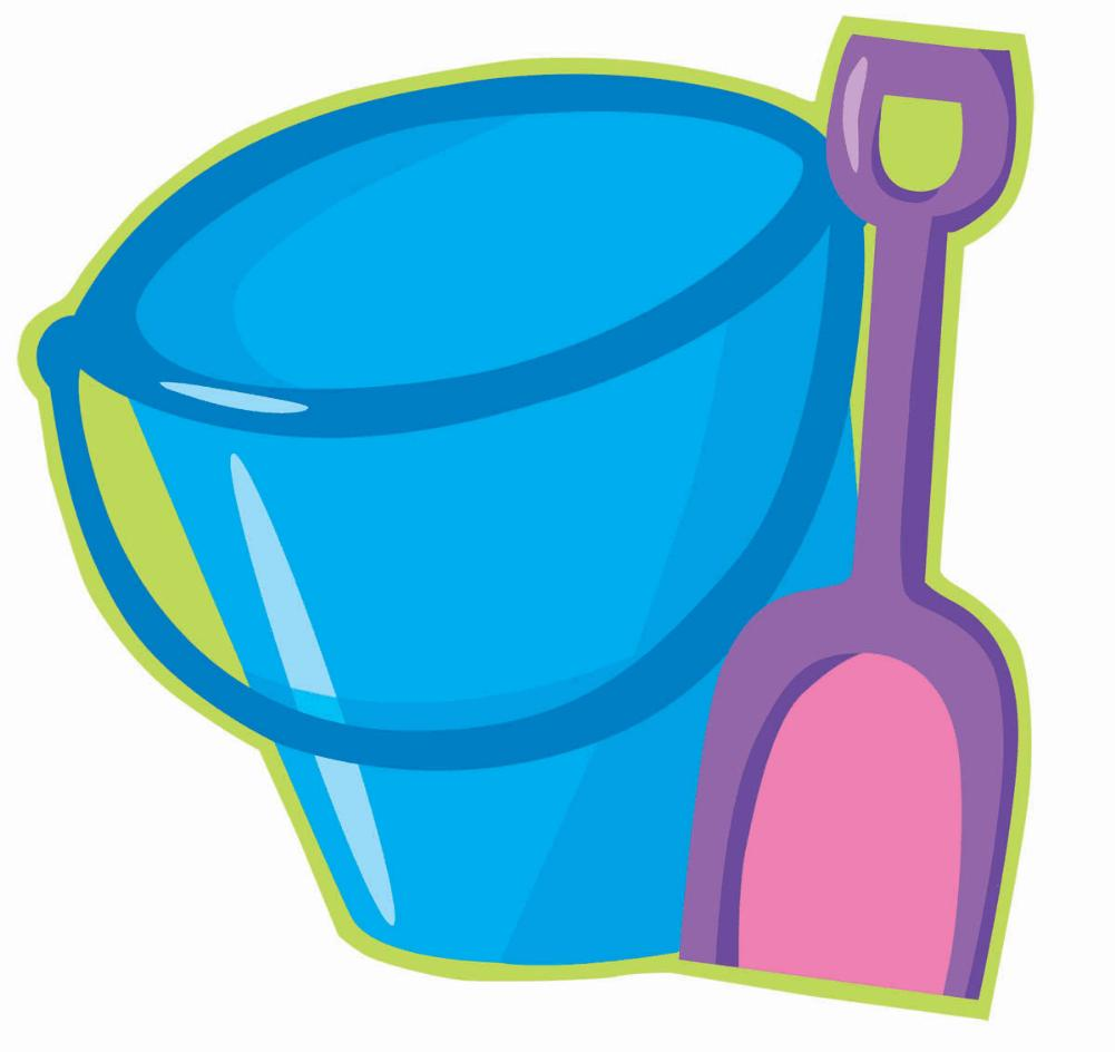 pail and shovel clipart Clipground