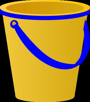Clipart pail.