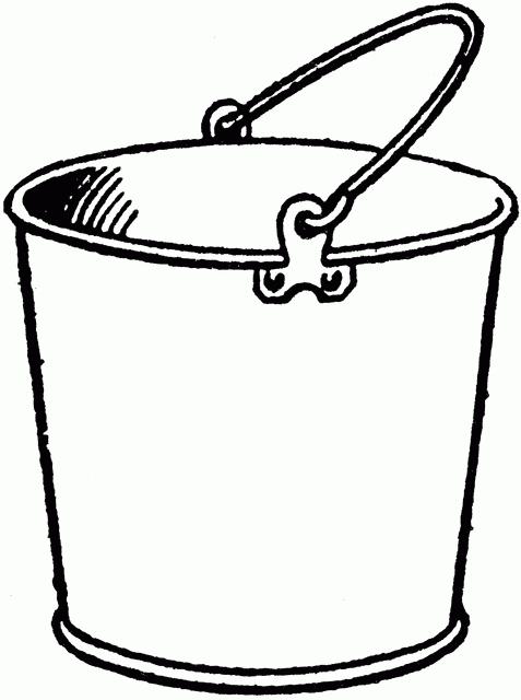 Bucket Clipart.