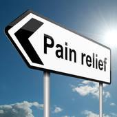 Clip Art of pain relief k11890562.