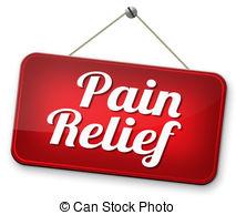 Clip Art of pain killer stop headache migraine, no more suffering.