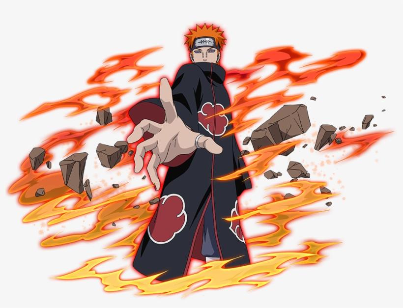 Pain Naruto Png.