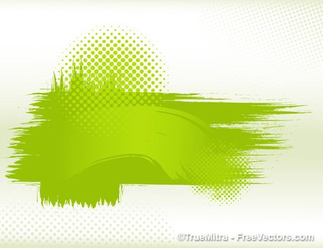 Grunge Paint Stroke Banner Clipart Picture Free Download.