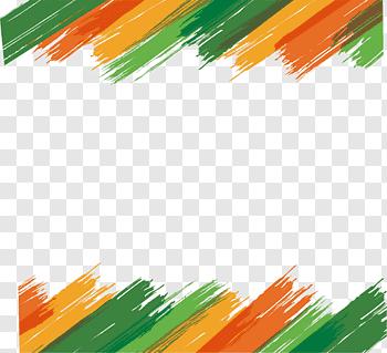 Brush border cutout PNG & clipart images.