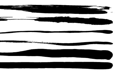 Paint brush line clipart images gallery for Free Download.