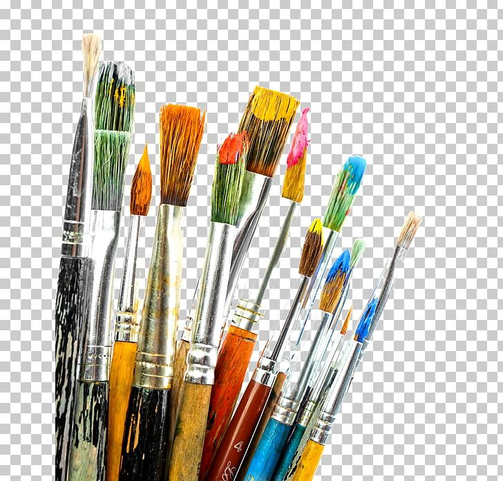 Paint Brushes Watercolor Painting PNG, Clipart, Art, Art.