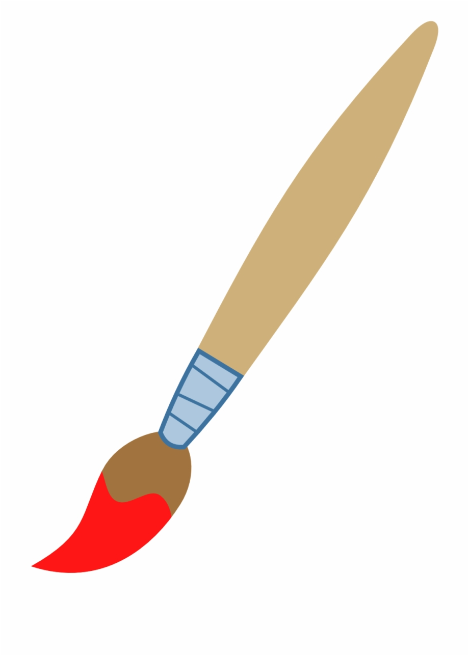 Paint Brush Clipart Animated.