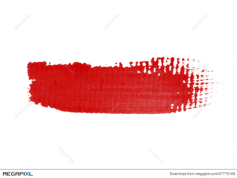Watch more like Red Paint Stroke.