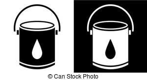 Paint bucket Clipart and Stock Illustrations. 5,027 Paint bucket.