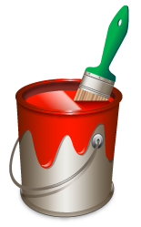 Paint Bucket Clip Art.