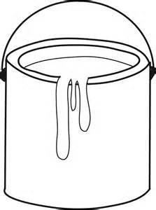 Clipart Paint Bucket.