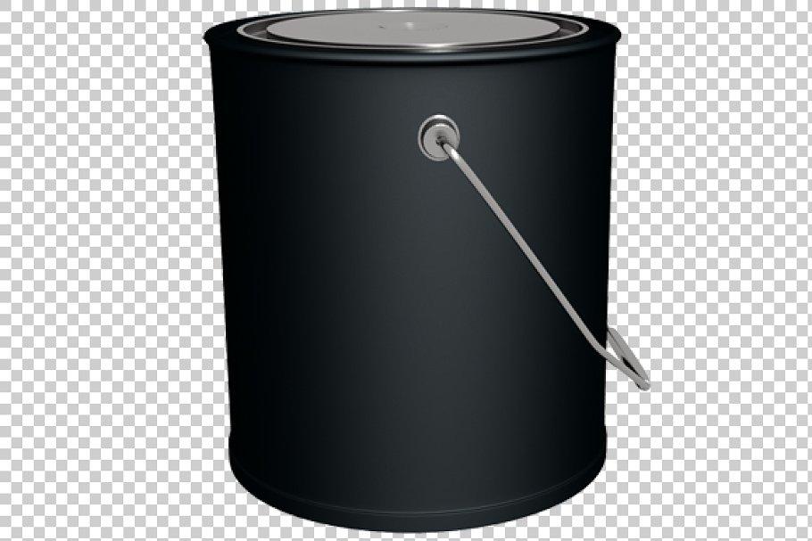 Paint Bucket.