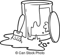 Paint bucket Clipart and Stock Illustrations. 8,337 Paint.