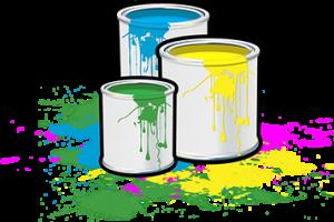 Paint cans clipart » Clipart Station.