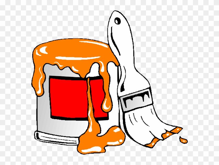Paint Clip Art Free Clipart Images.