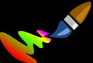 Paint Clip Art at Clker.com.