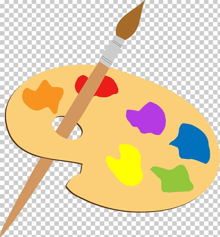 Palette Art Painting Paintbrush PNG, Clipart, Art, Artist.