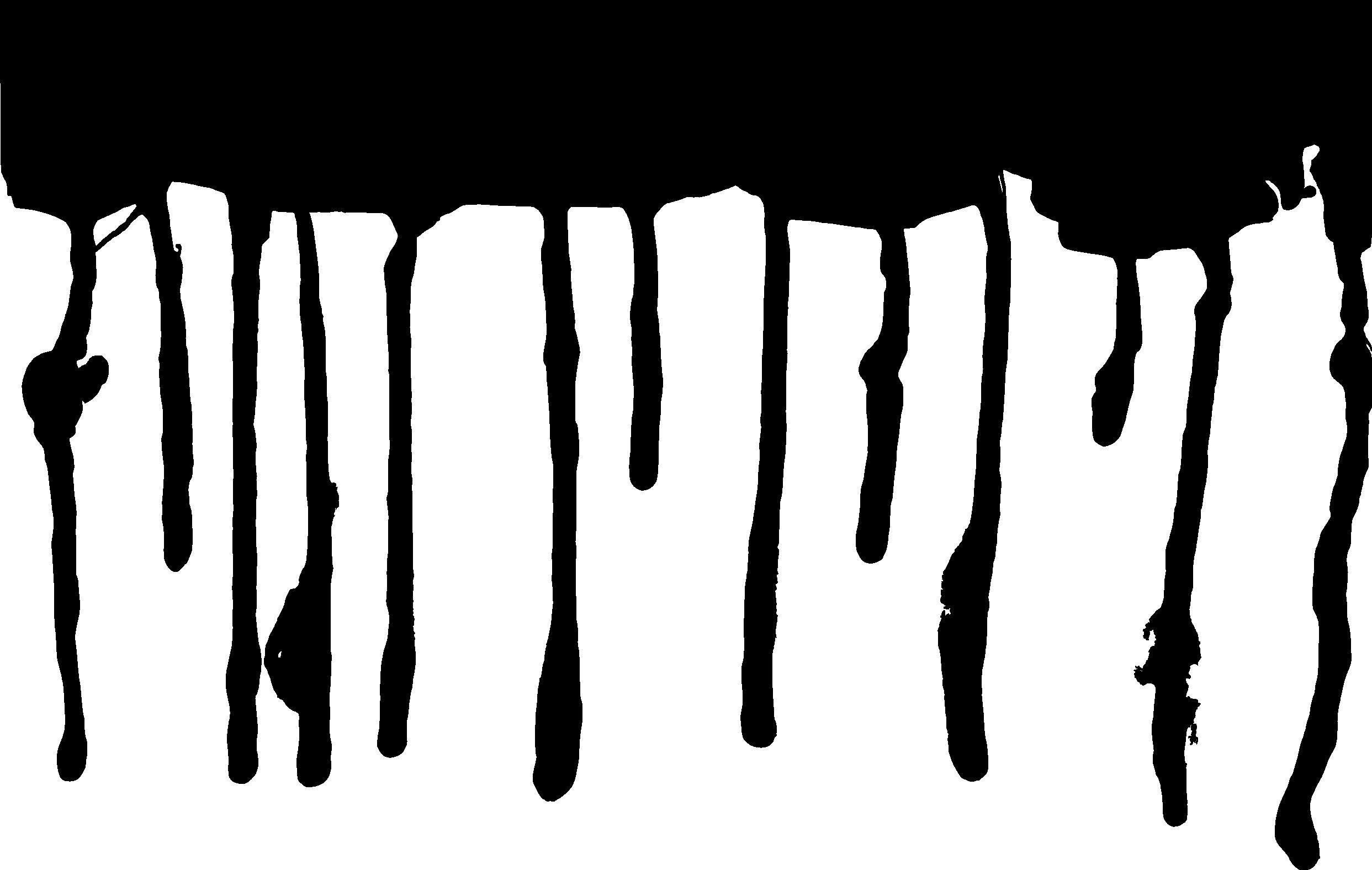 8 Paint Drip Top (PNG Transparent).