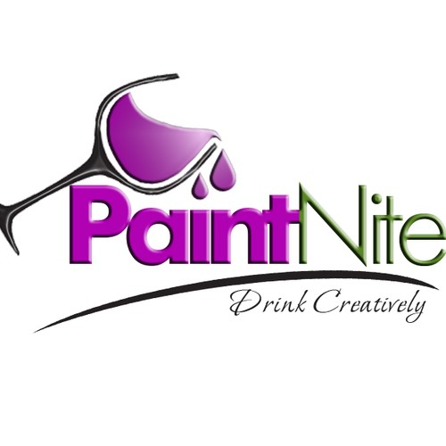 Help Paint Nite with a new logo.