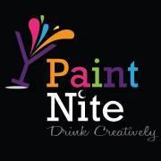 Logo Paint Nite.