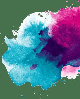 Side Paint Splatter transparent PNG.