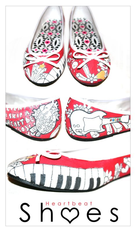 1000+ images about Painted Shoes on Pinterest.