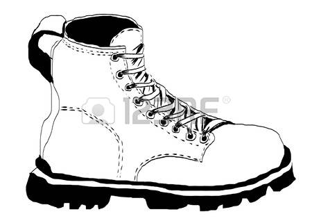 3,090 Working Shoe Stock Vector Illustration And Royalty Free.