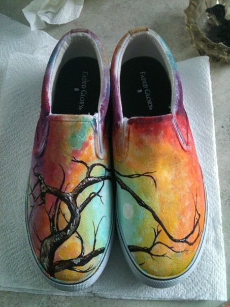1000+ ideas about Painting Shoes on Pinterest.