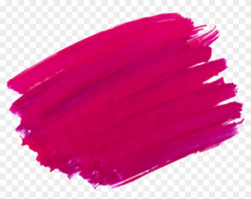 paint #smear #smudge #pink.