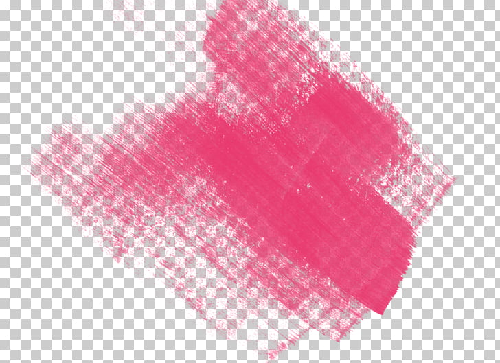 Painting Texture Photography, crayons , pink paint brush.