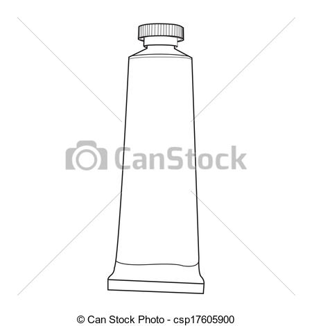 Similiar Paint Tube Clip Art Black And White Keywords.