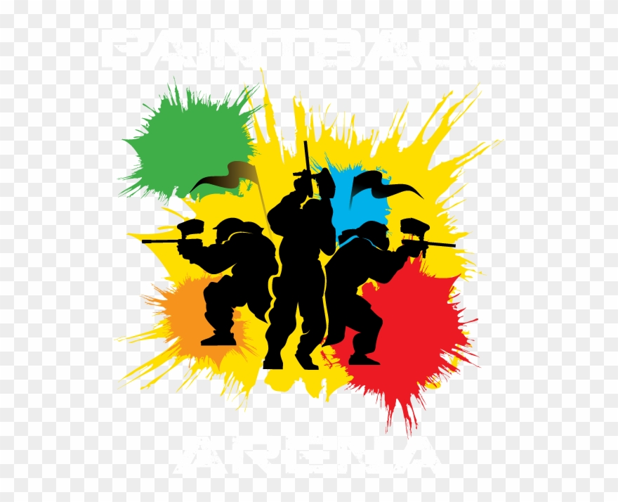 Paintball Png Transparent Image.