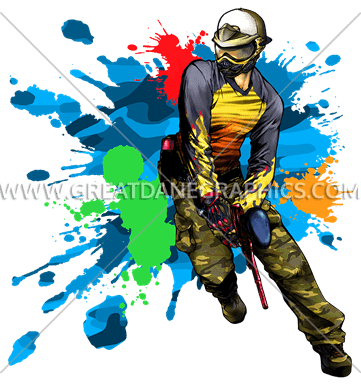 Paintball,Illustration,Clip art,Soldier,Graphics,Games.