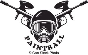 Paintball Clipart and Stock Illustrations. 2,118 Paintball vector.